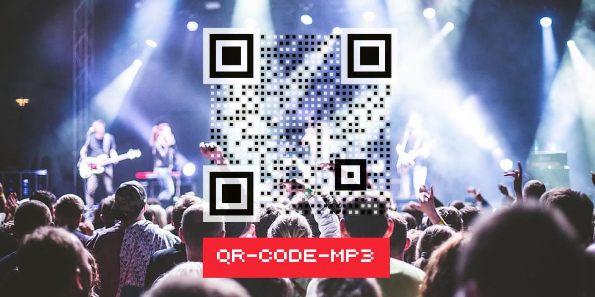 MP3 QR Code
