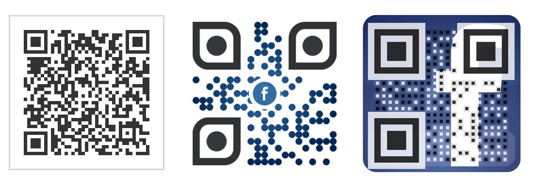 Designer Qr Code Mit Logo Qr1 At