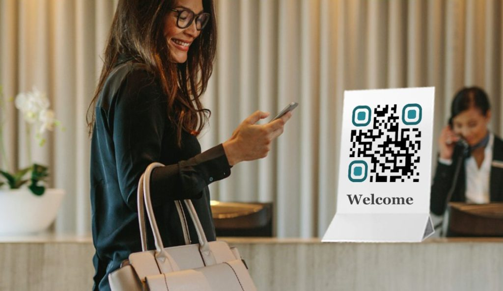 QR Code Hotels